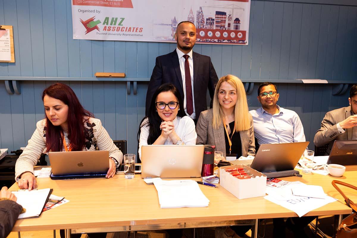 UK Education Fair- AHZ Associates
