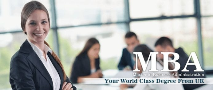 UNIVERSITIES FOR AN MBA IN UK